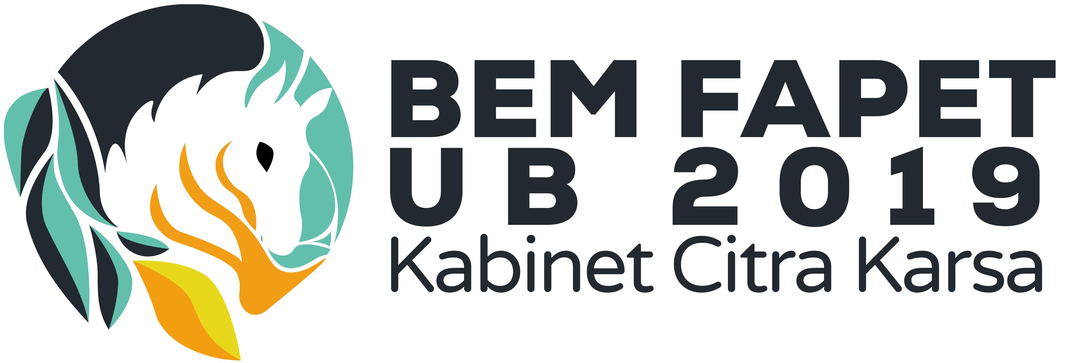 BEM FAPET UB 2019